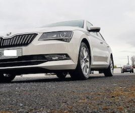 SKODA SUPERB COMBI 2.0 TDI FOR SALE IN GALWAY FOR €24500 ON DONEDEAL