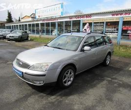 FORD MONDEO COMBI 2.0 TDCI 85KW