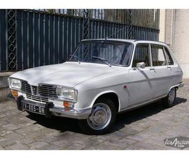RENAULT 16 (R16) SUPER 55 - 1966