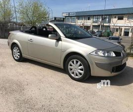 RENAULT MEGANE COUPECABRIO AUTHENTIQUE 1.5DCI105
