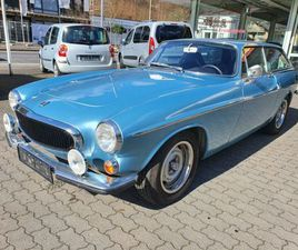 VOLVO P 1800 ES COUPE H - KENNZ., CLASSIC DATA NOTE 2