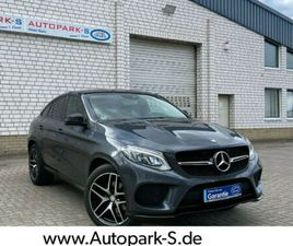 MERCEDES-BENZ GLE 350D COUPE 4MATIC/AMG LINE/1.HAND/PANO/8FACH