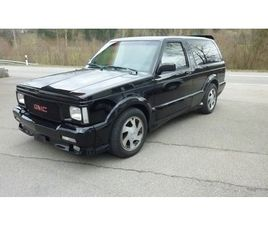 GMC TYPHOON - SUV