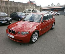 BMW - COMPACT 320TD COMPACT M SPORT