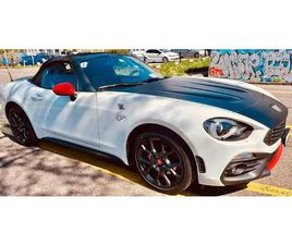SPIDER 1.4 TB ABARTH AUTOMATIC