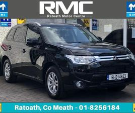 2015 MITSUBISHI OUTLANDER 2.2L DIESEL FROM RATOATH MOTOR CENTRE - CARSIRELAND.IE