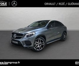 MERCEDES-BENZ GLE COUPE 350 D 258CH SPORTLINE 4MATIC 9G-TRONIC EURO6C