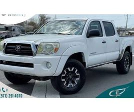 PRERUNNER DOUBLE CAB V6 RWD AUTOMATIC