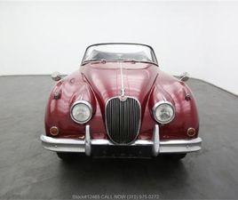 FOR SALE: 1958 JAGUAR XK150 IN BEVERLY HILLS, CALIFORNIA