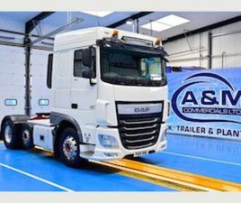 (15) DAF XF 460 SPACECAB, EURO 6, ADBLUE, 6X2 SMA FOR SALE IN MONAGHAN FOR € ON DONEDEAL