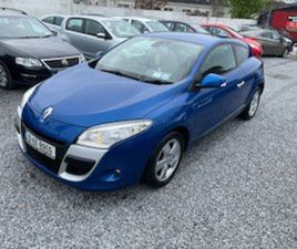 RENAULT MEGANE FOR SALE IN WATERFORD FOR €3995 ON DONEDEAL