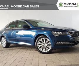 SKODA SUPERB STYLE 2.0 TDI 150BHP DSG 5DR FOR SALE IN WESTMEATH FOR €44,950 ON DONEDEAL