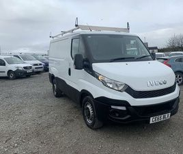 2015 IVECO DAILY S CLASS 2.3TD 35S13V 3000 H1 PLUS PANEL - £10,995 +VAT