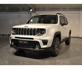 JEEP RENEGADE 2.0 MJT 140CV 4WD ACTIVE DRIVE LOW LIMITED NUOVA A ANTEY SAINT ANDRE'