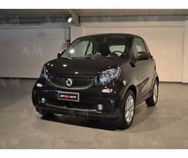 SMART FORTWO 70 1.0 TWINAMIC YOUNGSTER NUOVA A ANTEY SAINT ANDRE'
