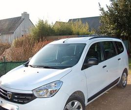 DACIA LODGY 1.6 SCE 100 SILVER LINE 7 PLACES
