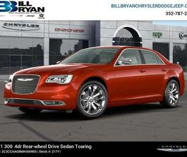 BRAND NEW ORANGE COLOR 2021 CHRYSLER 300 TOURING FOR SALE IN FRUITLAND PARK, FL 34731. VIN