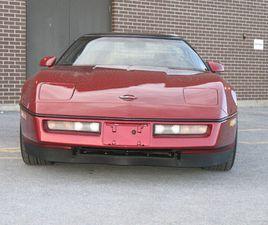 1986 CORVETTE RECONDITIONED   CLASSIC CARS   OTTAWA   KIJIJI