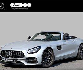 MERCEDES-BENZ AMG GT ROADSTER 4.0 | AMG-NIGHTPAKKET | AMG PERFORMANCE-UITLAAT | AMG CARBON