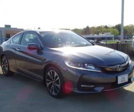 EX-L WITH HONDA SENSING/NAVIGATION COUPE I4 CVT