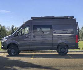 2021 MERCEDES BENZ SPRINTER 4X4 2500 CREW VAN 170   CARS & TRUCKS   EDMONTON   KIJIJI