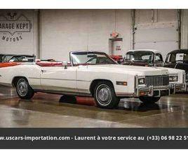 500CI V8 1976 PRIX TOUT COMPRIS