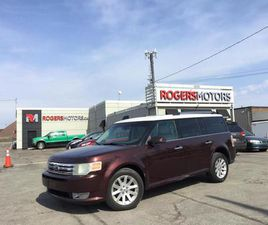 USED 2009 FORD FLEX SEL AWD - 6 PASS - LEATHER