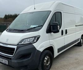 2016 PEUGEOT BOXER, IDEAL CAMPER CONVERSION FOR SALE IN KERRY FOR €10,950 ON DONEDEAL