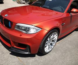 BMW SERIE M 3.0 1 M COUPE AT