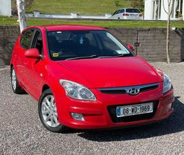 HYUNDAI I30 1.4 NCT 10/21 FOR SALE IN CORK FOR €2,999 ON DONEDEAL