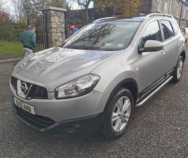 NISSAN QASHQAI +2, 2010 1.5DCI ACENTA FOR SALE IN DUBLIN FOR €6,450 ON DONEDEAL