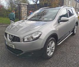 NISSAN QASHQAI +2, 2010 1.5DCI ACENTA FOR SALE IN DUBLIN FOR €6450 ON DONEDEAL