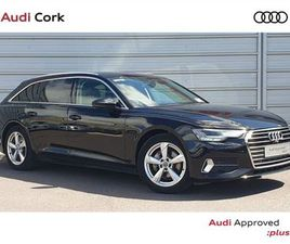 AUDI A6 AVANT A6 AVANT 2.0 40TDI 204BHP SE AUTO W FOR SALE IN CORK FOR €39,995 ON DONEDEAL