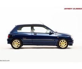 1995 RENAULT CLIO - RENAULT CLIO WILLIAMS 3 // COMPREHENSIVE HISTORY FILE // 77K MILES