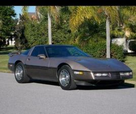 CORVETTE C4 TARGA 1984 US CAR FLORIDA OLDTIMER V8 WERTANLAGE