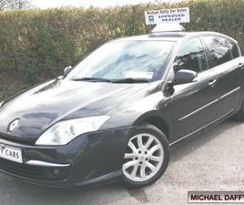RENAULT LAGUNA, 2008 FOR SALE IN KERRY FOR €2,950 ON DONEDEAL