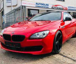 BMW 640D GRAN COUPE HEAD UP/SOFTLCLOSE/360 KAMERA//