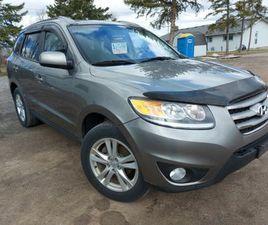 2012 HYUNDAI SANTA FE GLS | CARS & TRUCKS | ST. CATHARINES | KIJIJI