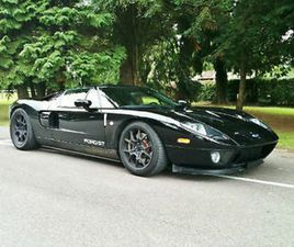 2006 FORD GT COUPE 'RARE TRACK SPECIFICATION'