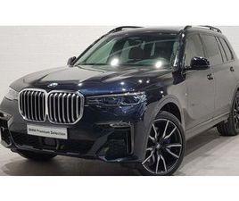 BMW X7 XDRIVE 30DA 4X4, SUV O PICKUP DE SEGUNDA MANO EN BARCELONA   AUTOCASION