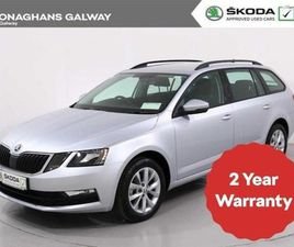 SKODA OCTAVIA COMBI AMBITION 1.6TDI 115HP FOR SALE IN GALWAY FOR €24,995 ON DONEDEAL
