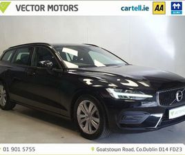 VOLVO V60 MOMENTUM D3 150BHP AUTO FOR SALE IN DUBLIN FOR €33,950 ON DONEDEAL