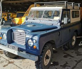 LAND ROVER SERIES 3 FOR SALE IN CORK FOR €11,000 ON DONEDEAL