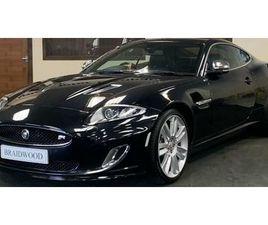 2012 JAGUAR XKR 5.0 S/C COUPE AUTO - £22,990