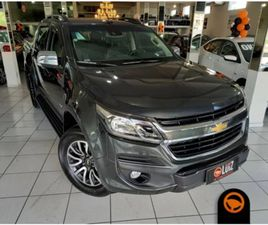 CHEVROLET S10 2.8 CTDI CD HIGH COUNTRY 4WD (AUT)