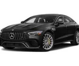 AMG GT 63 4-DOOR COUPE