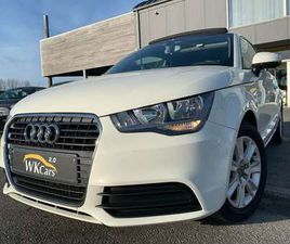 AUDI A1 1.4 TFSI ATTRACTION S TRONIC//AUTOMAAT//
