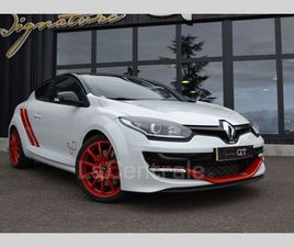 III (3) COUPE 2.0 T 275 RS S&S TROPHY-R