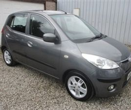 USED 2009 HYUNDAI I10 1.2 COMFORT 5DR ## £30 ROAD TAX - FSH ## HATCHBACK 61,000 MILES IN