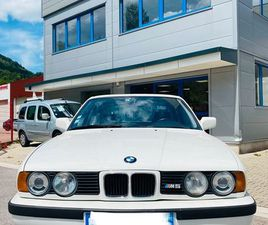 BMW M5 E34 COLLECTION 3.6L 315CH YOUNGTIMERS 24 700 EURO